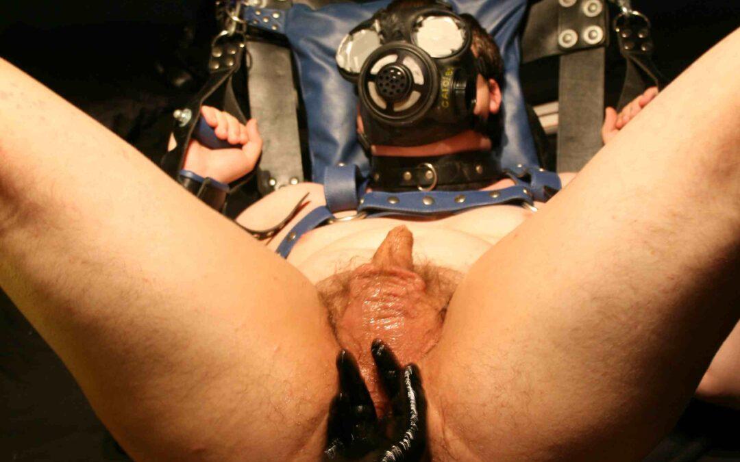 Skip's First Prostate Massage
